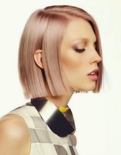 Os hemos preparado una galería de fotos donde se ve reflejada esta nueva  tendencia en color de pelo para esta temporada 2015. 3d314ed912b0