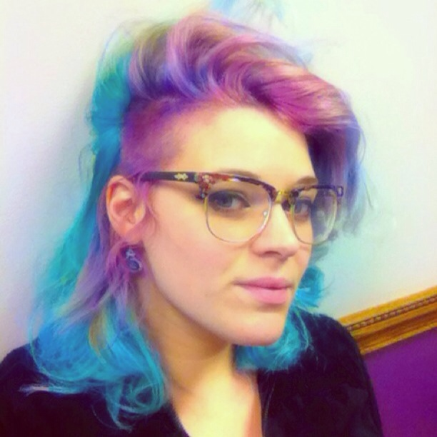 Galaxy-Hair-Color